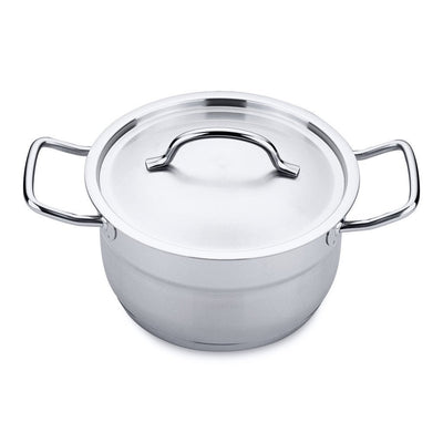 Berghoff Hotel line Cookware Set Covered Casserole 1112138