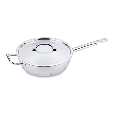 Berghoff Hotel line Cookware Set 3 1112138Berghoff Hotel line Cookware Set Covered Deep Skillet 1112138