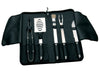 Geminis 6 Pc Travel BBQ Set 1108537