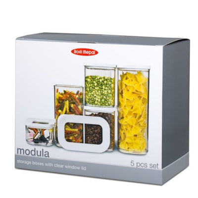 Modula 5 piece Starter Storage Set RST69940