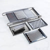 Hutch Stainless Steel Multi-Grater