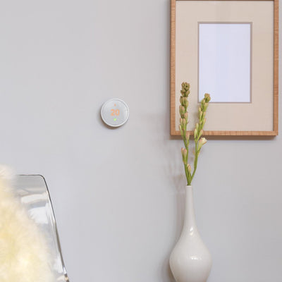 Nest Thermostat E WiFi SMART Thermostat Lifestyle