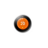 Nest Learning Thermostat Front View 2