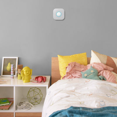 Nest Protect Wi-Fi Smoke and Carbon Monoxide Alarm Lifestyle