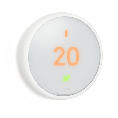 Nest Thermostat E WiFi SMART Thermostat Side View