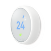 Nest Thermostat E WiFi SMART Thermostat Side View 2