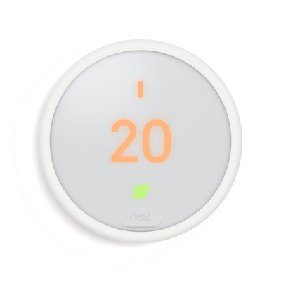 Nest Thermostat E WiFi SMART Thermostat Front View