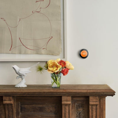 Nest Learning Thermostat Lifestyle