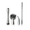 Nuance Bar Accessory Set Stainless Steel 4 Piece NU461870