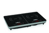 Salton Double Induction Cooktop ID1487