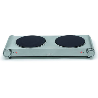 Salton Infrared Double Cooktop HP1269