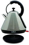 Salton Retro Pyramid Kettle 1.8L Metallic Silver JK1565 4