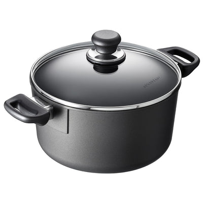 Scanpan Classic Dutch Oven with Lid 4.8L S40001200