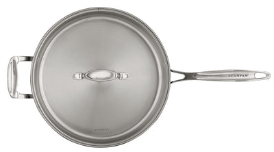 Scanpan Fry Pan with Lid Impact Top 71102800-1