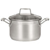 Scanpan Impact Dutch Oven with Lid 3.2L S71252000