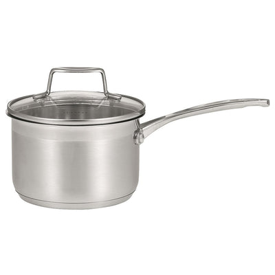 Scanpan Impact Saucepan with Lid 1.8L S71231600