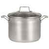 Scanpan Impact Stock Pot with Lid 7.2L S71502400