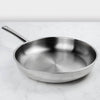 Hutch Classic Stainless Steel Frying Pan