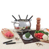 Swissmar 9 Piece Mont Brulé Electric Fondue Set