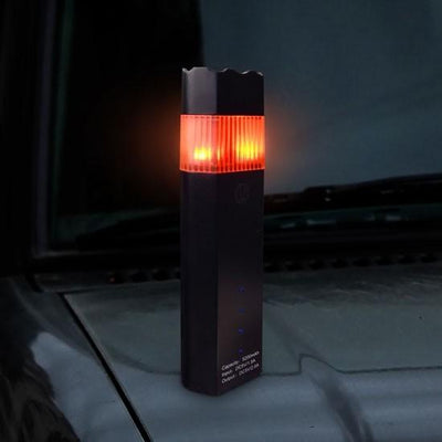 Tough Tested 5200mAh Powerbank Flashlight/EmergencyRoad Flare 3