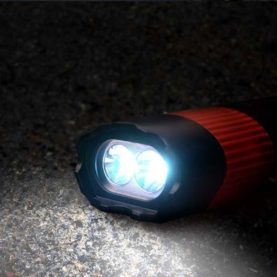 Tough Tested 5200mAh Powerbank Flashlight/EmergencyRoad Flare 5