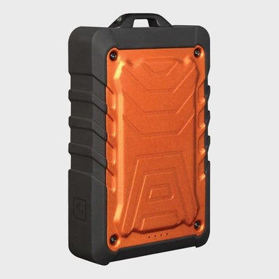 Tough Tested 8000mAh Powerbank Rugged Water Resistant IP65