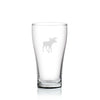 Cuisivin Canadiana Animal Print Beer Glass 6Pk