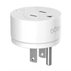 Dome ZWave Plus Plug In with Energy Monitoring