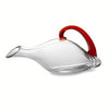Eisch Duck Decanter Red Handle