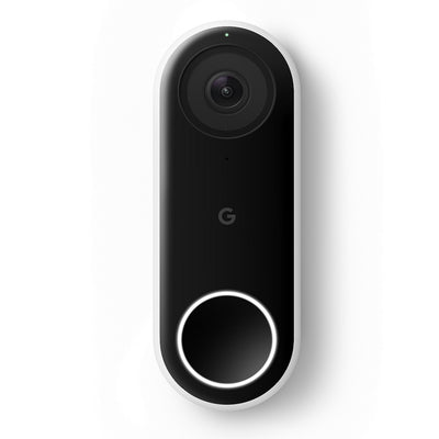 Google Nest Hello WiFi Video Doorbell