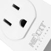 Nexxt Smart Home Indoor Smart Plug Outlet