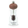 Swissmar Andrea Contour Pepper Mill with Coffee Finish