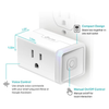 TP Link Kasa Smart WiFi Mini Plug In