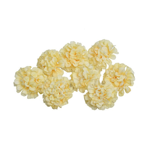 10pcs/lot Artificial Flowers Silk Hydrangea Flower With 60% Off and Free Shipping