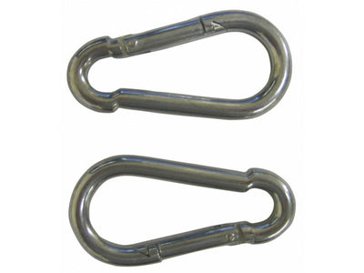 Heavy Weight Snap-Lock Hooks (Pack of 2)