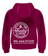 Laden Sie das Bild in den Galerie-Viewer, Premium Sweatjacke