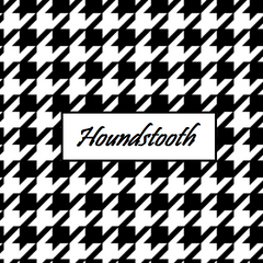 Collection Patterns of Houndstooth