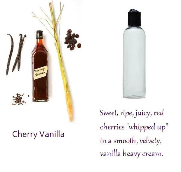 Creamy Vanilla Candle Oils 4 oz