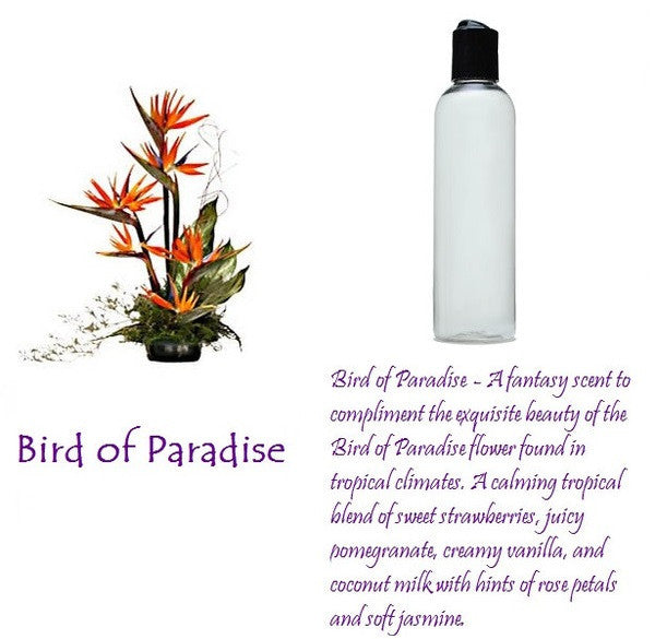 Bird of Paradise Candle Oil 4 oz