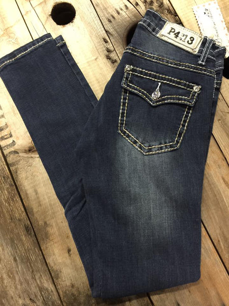 Teresa Skinny Jeans by P4:13 Denim