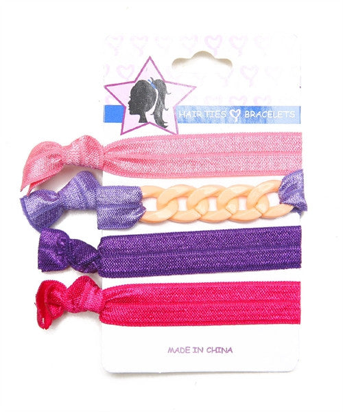 Assorted Hair Ties 3204