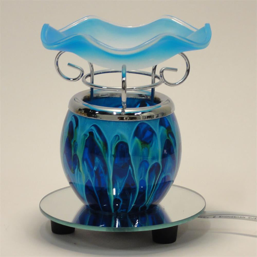 Glass Electric Oil Warmer, 304