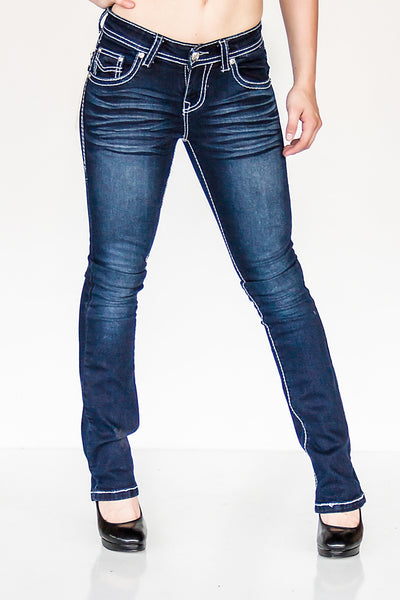 Lexi No Frills Bootcut by P4:13 Denim