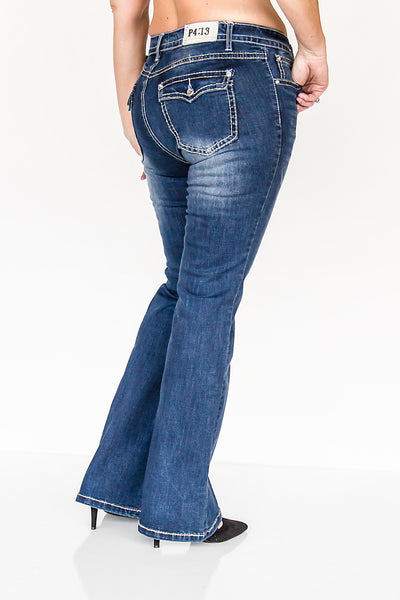 Teresa Flair Jeans by P4:13 Denim
