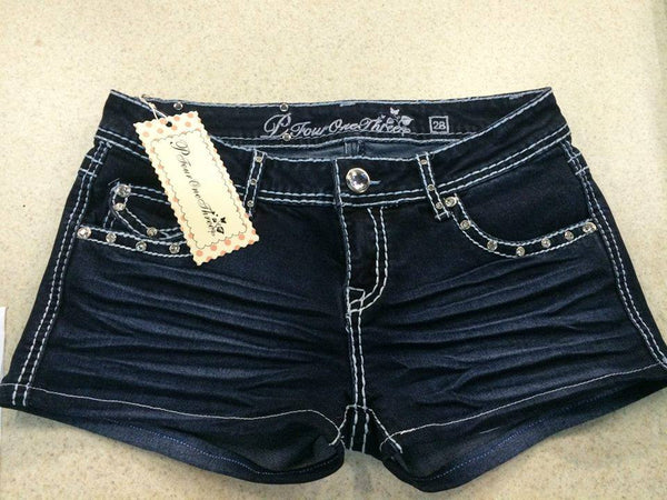 Lexi Hemmed by P4:13 Denim