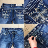 Melinda Shorts Hemmed by P4:13 Denim