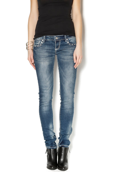 Isabella Skinny Jeans by P4:13 Denim