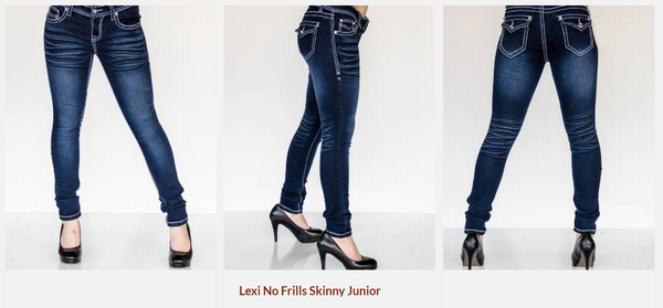 Lexi No Frills Skinny by P4:13 Denim