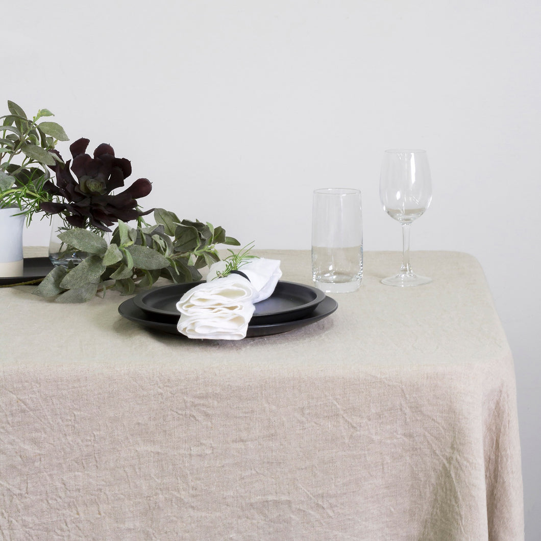 Linen Table Runner - Addy & Lou