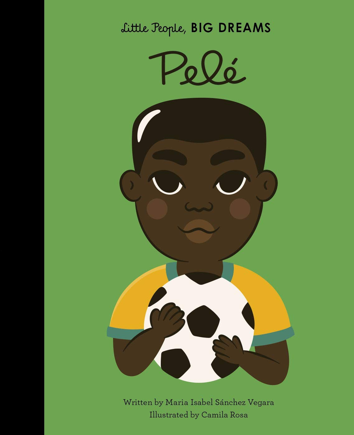 Pele - Little People Big Dreams